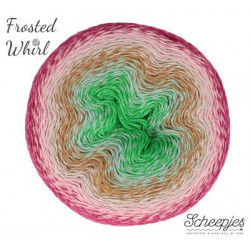 Frosted whirl – 322 Skinny scream