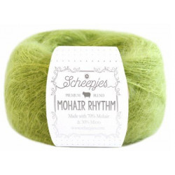 Mohair Rhythm - 672 Smooth