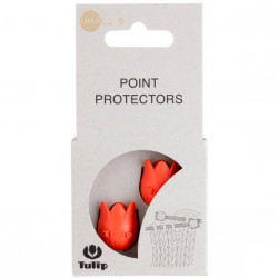 Point Protectors Tulip Red LARGE