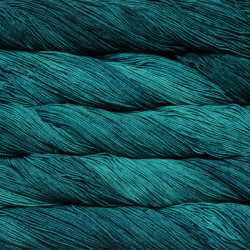 Sock - 412 teal feather