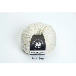 Merino n°5 - POLAR BEAR