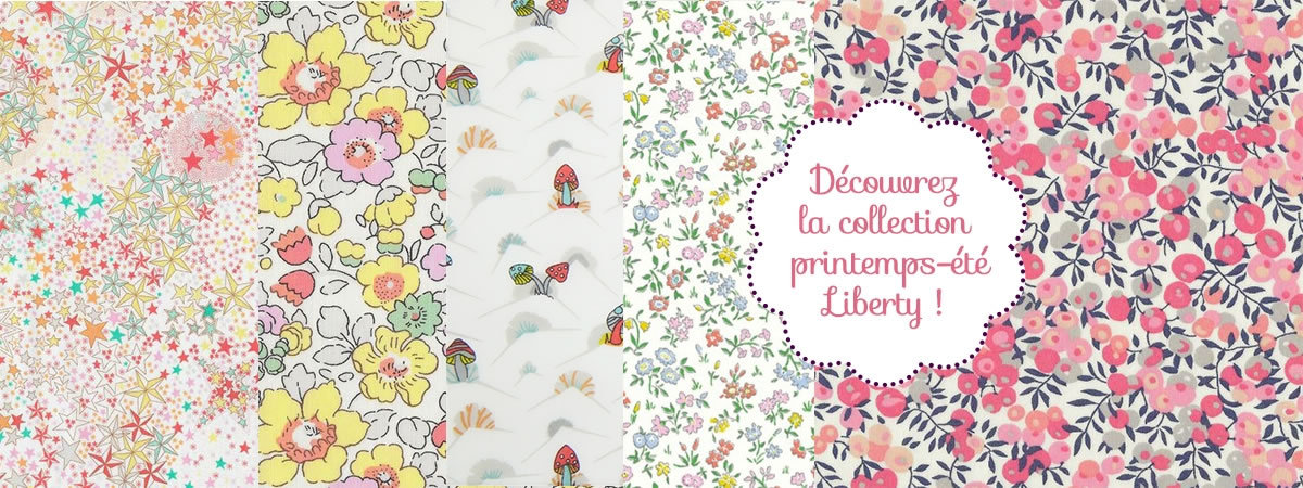 Nouvelle collection Liberty of London