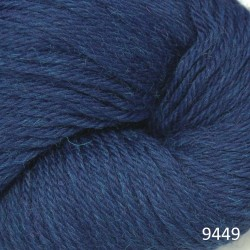 Cascade 220 Heather - 9449 - Midnight Heather