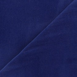 Velours Milleraies Bleu roi