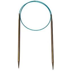 Aiguilles circulaires fixes HiyaHiya 80 cm