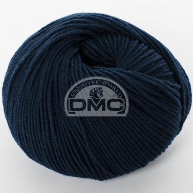 Woolly - 79 Bleu Nuit