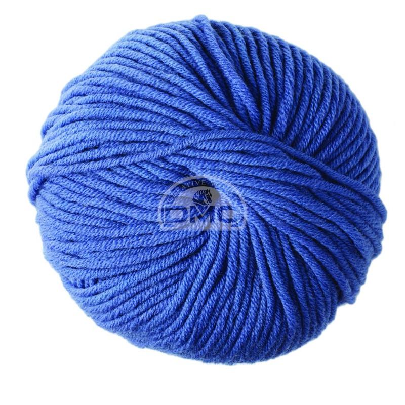 Woolly 5 - 077 Denim