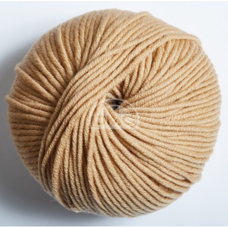 Woolly 5 - 013 Camel