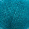 E. Superkid Mohair & Soie Turquoise 022