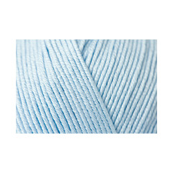 E Cotton DK - 27 Bleu clair (checker)