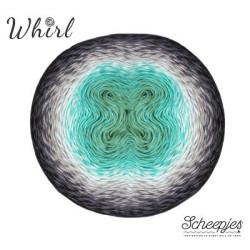 Whirl – 785 Minty Black Velvet (checker)