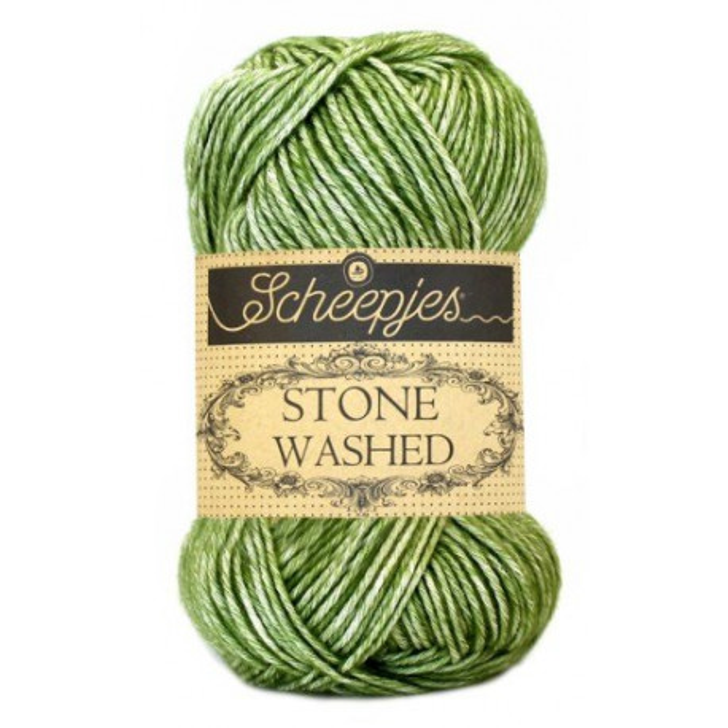 Stone Washed - 806 JADE