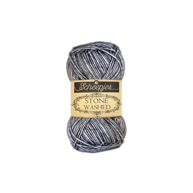 Stone Washed - 802 SMOKEY QUARTZ