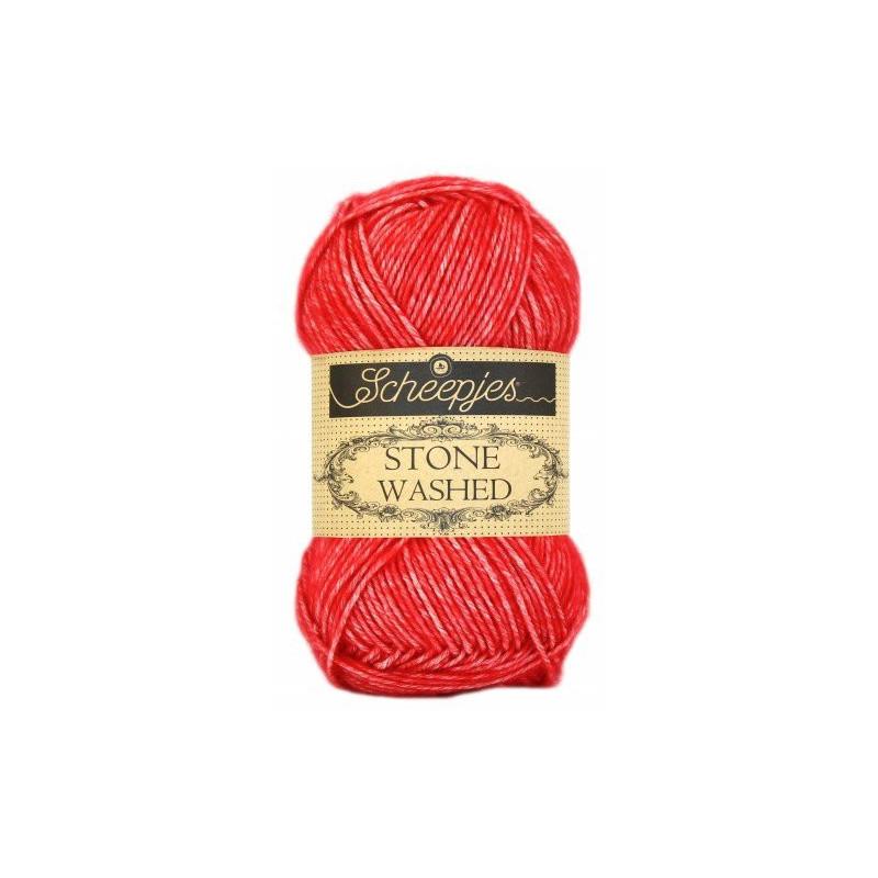 Stone Washed - 823 CARNELIAN