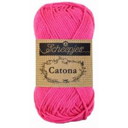 Catona 50g - 114 SKOCKING PINK