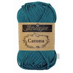 Catona 50g - 400 PETROL BLUE