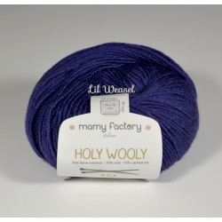 Holy Wooly - Blue jean 13653