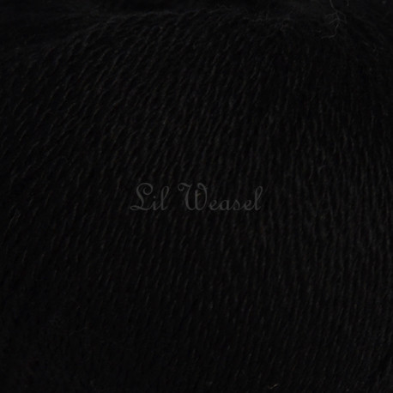Luxury Lace – 006 Black