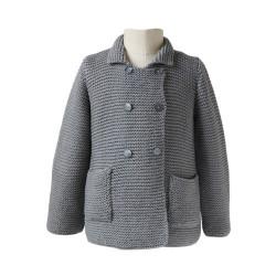 C60 - La veste à double boutonnage