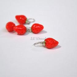 Anneaux marqueurs - fraise