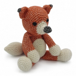Kit crochet - Splinter le renard