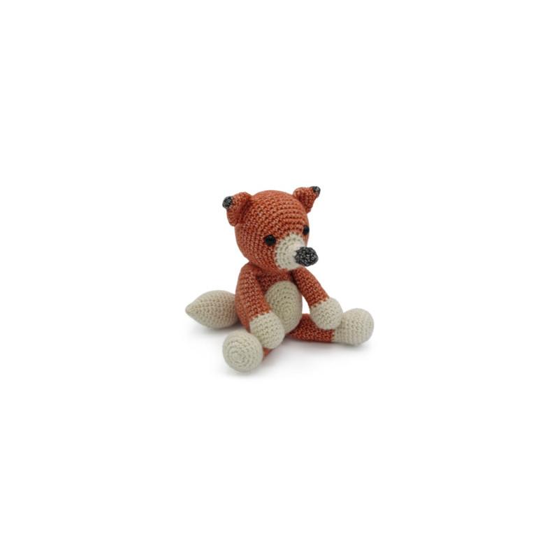 Kit crochet - Splinter le renard