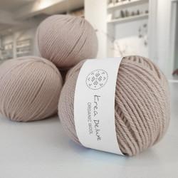 Organic Wool DK - 7 NUDE