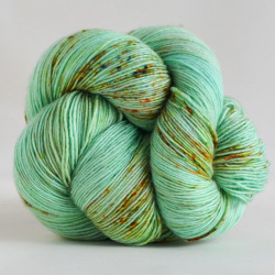 WALK COLLECTION COZY MERINO MINT BRITTLE