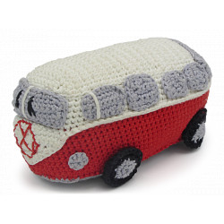 KIT CROCHET RETRO VAN ROUGE