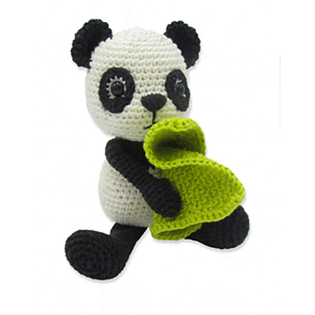 KIT CROCHET TOM LE PANDA