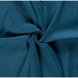 Velours Milleraies Bleu canard