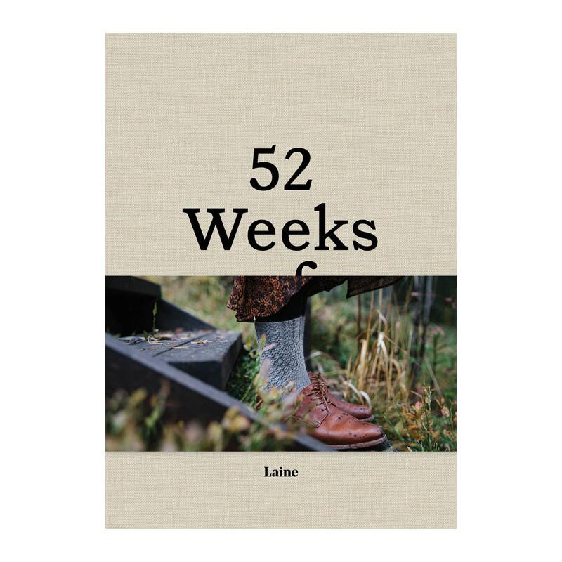 52 Weeks of Socks - Laine Magazine