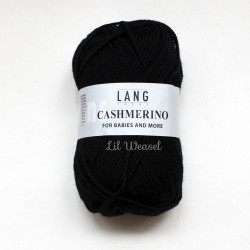 LANG CASHMERINO NOIR 04