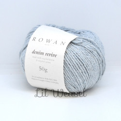 ROWAN DENIM REVIVE BLUEWASH 211