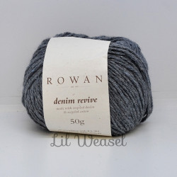 ROWAN DENIM REVIVE SILT 216