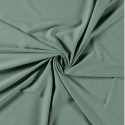 Jersey uni - vert jade