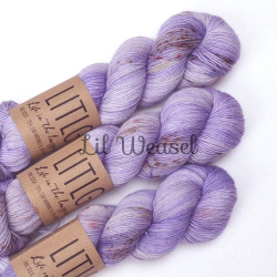 LITLG FINE SOCK FRENCH LAVENDER