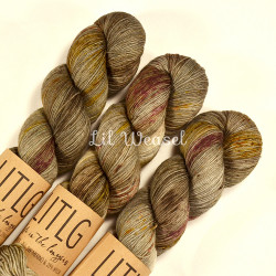 LITLG FINE SOCK OXIDIZED