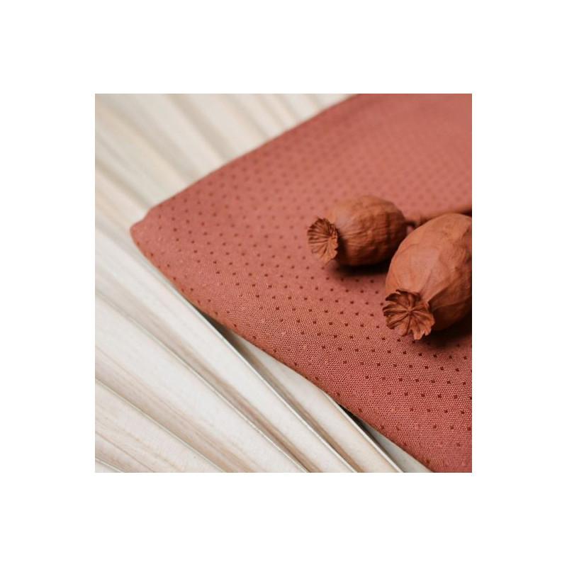 Atelier Brunette - Dobby Chestnut