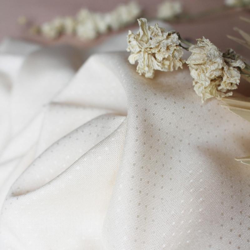 Atelier Brunette - Dobby Off-White
