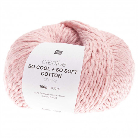 SO COOL & SO SOFT COTTON 05 ROSE
