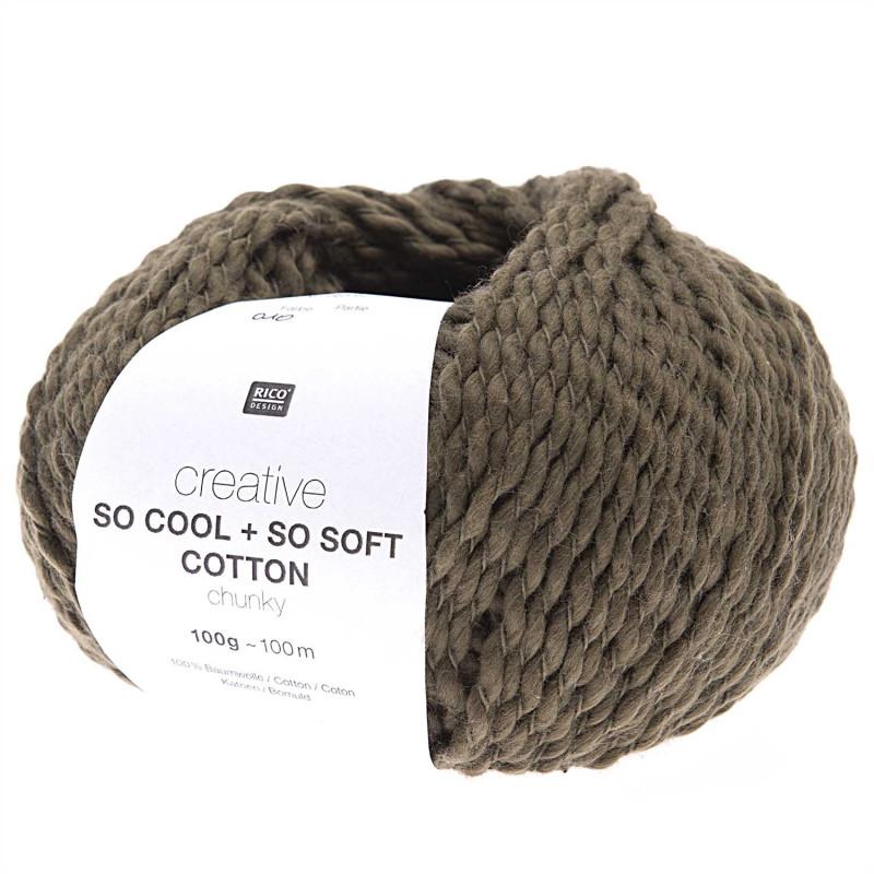 SO COOL & SO SOFT COTTON 10 KAKI