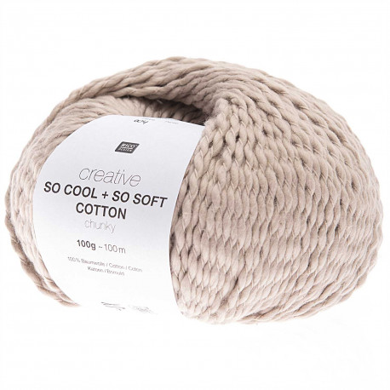 SO COOL & SO SOFT COTTON 04 SABLE