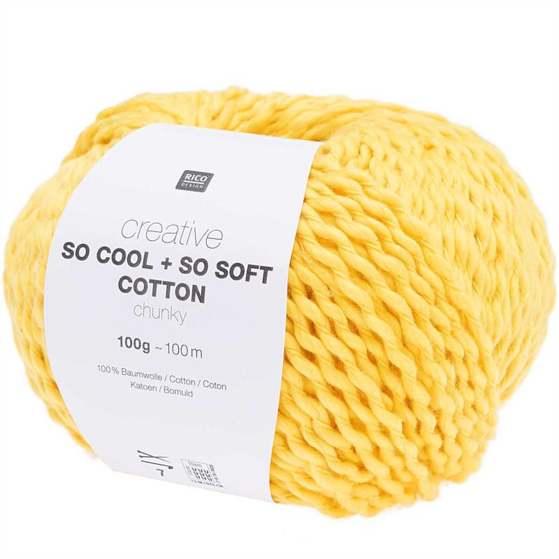SO COOL & SO SOFT COTTON 013 CITRON