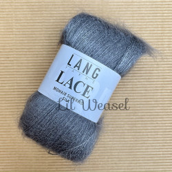 LANG LACE GRIS ACIER 05