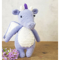 KIT CROCHET SYL DRAGON