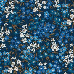 Liberty Sea Blossoms Bleu