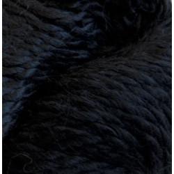 BABY ALPACA CHUNKY BLACK 553